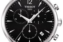 TISSOT / Tissot has been growing and developing its tradition of innovation since 1853. From the early days to the present. Tissot has translated craftsmanship and precision into stylish timepieces now sold in more than 160 countries around the world. Special materials, advanced functionality and meticulous design detail join forces to create the luxury of accessibility. Tissot is a member of the Swatch Group, the world's largest watch producer and distributor of Swiss watches.