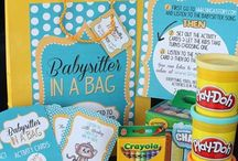Activity Day ideas / by Tammy James