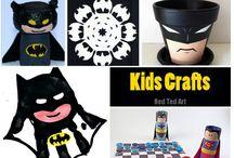 Geek Crafts