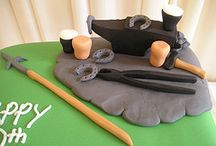 Blacksmith Cake