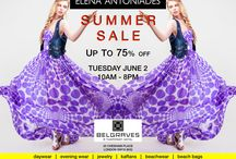 SUMMER SALE EVENT -UP TO 75% / BELGRAVES - A THOMPSON HOTEL  TUESDAY JUNE 2  10AM - 8PM