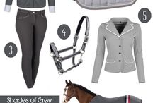 Some ideas for equestrian outfit