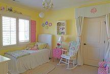 Scarlet's room / by Bridget Swindle