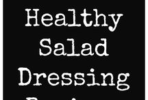 Salad dressing / by Kristin Carlin