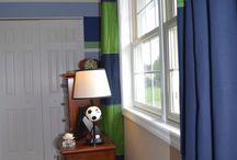 Boy room, PA, U.S.A. 2013 / Boy's room