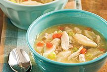 Soup Recipes - tried and liked it! / by Jessica Cabiad