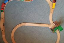 Train track ideas