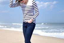 Modest beach look inspiration