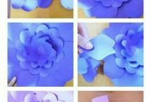 Duuuże kwiaty