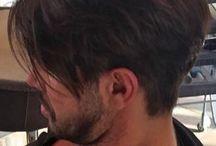 Men haircut/Taglio Punte aria uomo / Gli uomini che vogliono distinguersi scelgono il Taglio punte Aria by Joelle.