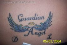 angels tattoo