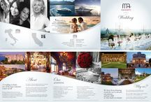 MIA EVENTI / Brochure schede location by Davide Antoniotto