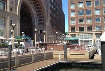 Rowes Wharf / We are located at 60 Rowes Wharf, Boston Ma.