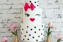 Female cakes