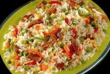 endalada arroz