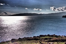 Bodrum. / Where the sea meets the sky.