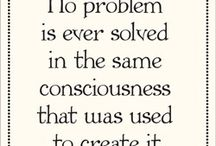 Thoughts on Consciousness. / For the peace-seeking soul.