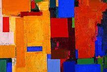 Abstract Art History: Hans Hoffman