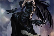 Gothic Art&Fairies