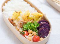 Recipe:お弁当