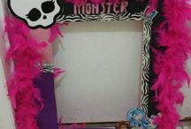 monster high szülinap