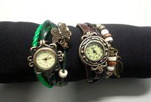 Pulsera Reloj / ¿No sabes que elegir? ¿La pulsera o el reloj? ¡Ahora puedes tener las dos cosas!