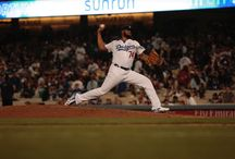 Los Angeles Dodgers / A look during the 2016 Major League Baseball season featuring Los Angeles Dodgers action/