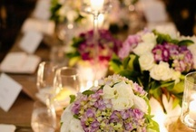 Floral/Table Settings