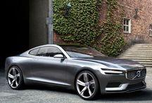 Gundersen`s Volvo / Her har jeg lyst til å samle alt om nyere Volvo, bare for moro selvsakt