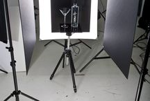 Products photography lighting