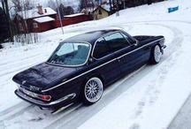 BMW E9 3.0 ltr.
