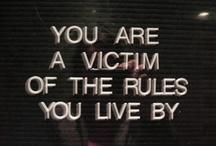 Wise Words / by Vanessa Senyk