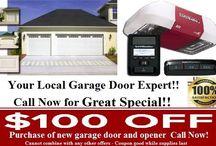 Garage Doors Tips & Info from Genesis Garage Door Repair