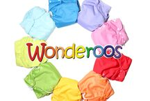About Wonderoos & Real Easy / All about the fantastic nappies we manufacture