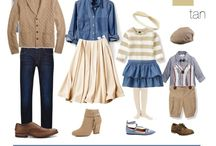 Family Clothing for Picture Day IDEAS