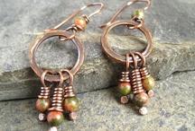 Copper hoop
