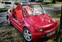 Colo polish kit car