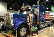 Semi trucks / Semi trucks / by Two Feathers