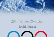 OlyMpiCs / Wide World Sporting Event - Winter and Summer Olympics / by Marcy Lynn