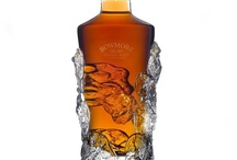 Design Verrier / Whisky, Rhum, Bourbon, Cognac