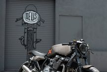 Bikes / Bikes and cool 2-wheel vehicles