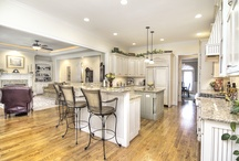 Charlotte: Dream Kitchens / I've always heard the kitchen is the heart of a home.  If you're a fan of beautiful, functional, stylish kitchens, you found a great place to hang out.  Let's pin beautiful Charlotte kitchens.