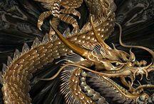Sárkányok és mitikus lények