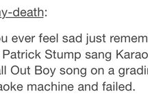 Fall out boy /  what more?
