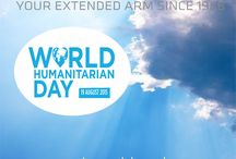 World Humanitarian Day / World Humanitarian Day is a time to recognize those who face danger and adversity in order to help others. The day was designated by the General Assembly to coincide with the anniversary of the 2003 bombing of the United Nations headquarters in Baghdad, Iraq, which killed 22 UN staff.Every day humanitarian aid workers help millions of people around the world, regardless of who they are and where they are. World Humanitarian Day is a global celebration of people helping people.