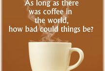 Coffee Makes The World Go 'Round