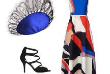 Ascot inspiration / Inspiration for your perfect ladies' day outfits.