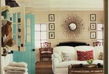 Living Rooms / by Stubbornly Crafty