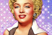 MARILYN / SUCH A BEAUTIFUL GIRL / by SASSY SUSAN ROE