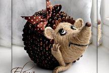ježko jeseň